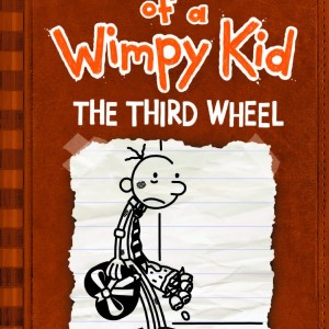 Diary of a Wimpy Kid 07. The Third Wheel 遜咖日記 7