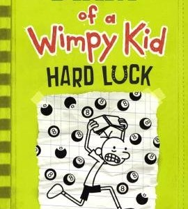 Diary of a Wimpy Kid 08. Hard Luck 遜咖日記 8: 神奇8號球