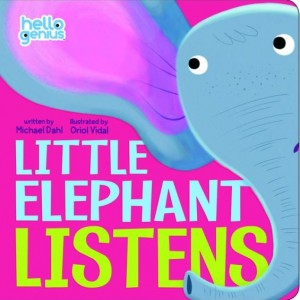 Little Elephant Listens (Hello Genius) 我有同理心