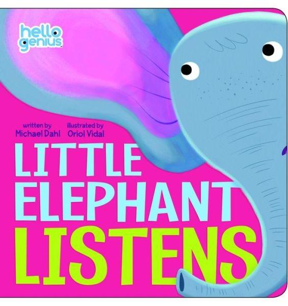 Little Elephant Listens (Hello Genius) 我有同理心