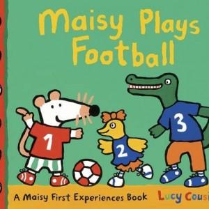 Maisy Plays Football 小鼠波波玩足球