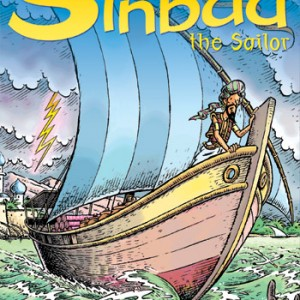 The Adventures of Sinbad the Sailor+CD 辛巴達傳奇 (附CD)