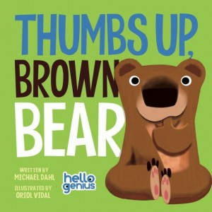 Thumbs Up, Brown Bear (Hello Genius) 我不是小貝比