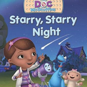 Doc McStuffins Starry, Starry Night 大醫師小玩偶