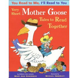 Very Short Mother Goose Tales to Read Together 鵝媽媽