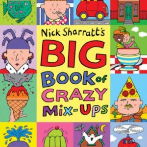The Big Book of Crazy Mix-Ups 瘋狂配對遊戲書