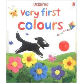 Very First Colours 認識顏色好有趣(厚頁書)