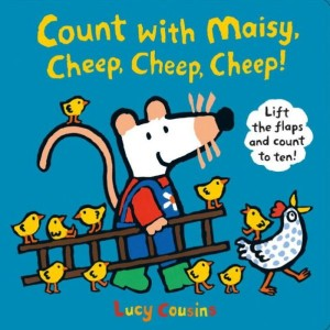 Count with Maisy, Cheep, Cheep, Cheep! Maisy學算術