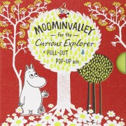 Moominvalley for the Curious Explorer 嚕嚕米拉頁立體書