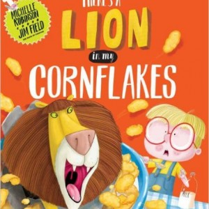 There's a Lion in My Cornflakes 集點換獅子大作戰