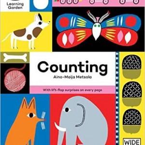 Counting 認識數字概念書