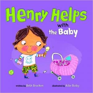 Henry Helps with the Baby 小亨利幫忙照顧寶寶