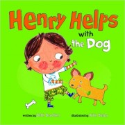 Henry Helps with the Dog 小亨利幫忙照顧狗狗