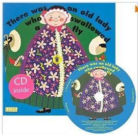 There Was an Old Lady Who Swallowed a Fly (CD有聲書)