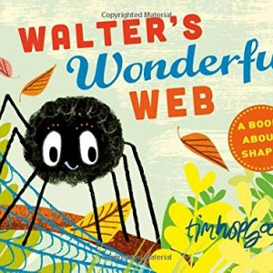 Walter's Wonderful Web 堅持下去(厚頁書)