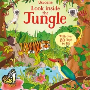 Look Inside the Jungle 叢林奇談(厚頁書)