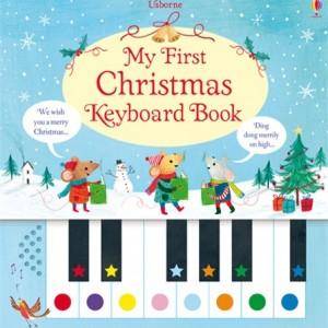 My First Chrismas Keyboard Book 我的第一本鋼琴書:聖誕篇(有聲書)