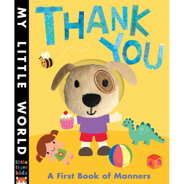 Thank You: A First Book of Manners (厚頁書)