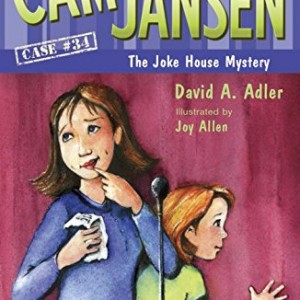 Cam Jansen and the Joke House Mystery 少女偵探解謎記(平裝)
