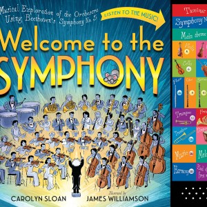 Welcome to the Symphony 歡迎來聽交響樂(壓壓有聲書)