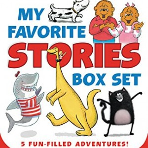 I Can Read My Favorite Stories Box Set 我最愛的故事合輯