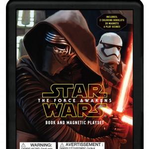 Star Wars星際大戰:原力覺醒(磁鐵禮物組)
