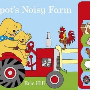 Spot's Noisy Farm 小波的農場(厚頁壓壓有聲書)