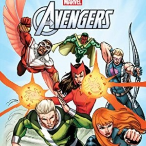 World of Reading: Avengers The New Team: Level 1