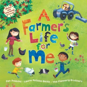 A Farmer's Life for Me 農場生活 (附CD)