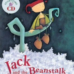 Jack and the Beanstalk 傑克與魔豆 (附CD)
