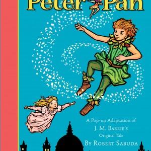 Peter Pan 彼得潘立體書