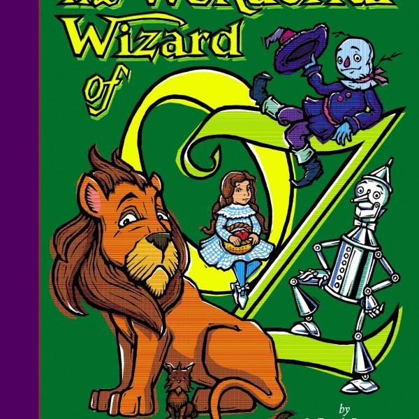 The Wonderful Wizard Of Oz 綠野仙蹤立體書