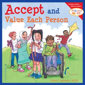 Accept and Value Each Person 學習尊重別人