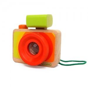 My First Camera 萬花筒木頭相機