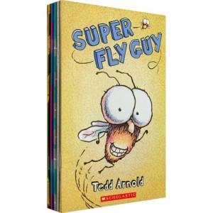 Fly Guy Readers (5 books) 飛天蒼蠅套書 (5入)
