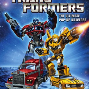 Transformers: The Ultimate Pop Up Universe 變形金剛立體書