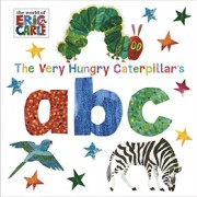 The Very Hungry Caterpillar's abc 毛毛蟲學ABC