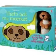 That is not my meerkat.. 這不是我的狐獴(盒裝禮物組附娃娃)