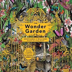 The Wonder Garden 美麗花園(精裝繪本)
