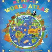 My Pop-Up World Atlas 世界地圖立體書