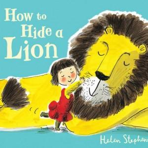 How to Hide a Lion 如何把一隻獅子藏起來(平裝繪本)