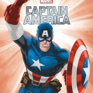 World of Reading This is Captain America 美國隊長