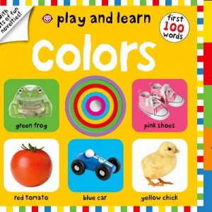 Colours(Play and Learn) 色彩大輪盤