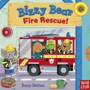 Bizzy Bear: Fire Rescue! 小熊打火英雄(厚頁書)