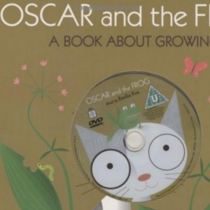 Oscar and the Frog +DVD 奧斯卡和青蛙 (附DVD)