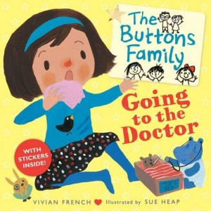 The Buttons Family: Going to the Doctor 紐扣家庭:看醫生