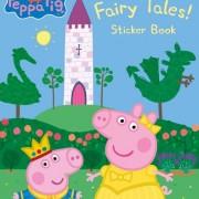 Peppa Pig: Fairy Tales! Sticker Book 粉紅豬小妹:童話貼紙書