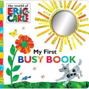 My First Busy Book (World of Eric Carle) 艾瑞卡爾單字書(厚