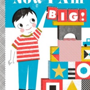 Now I Am Big! 我長大了!(厚頁繪本)