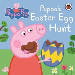 Peppa Pig: Peppa's Easter Egg Hunt 佩佩豬的復活節彩蛋(厚頁繪本)